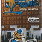 Natural Go Gettas Records Presents Industry Ridaz