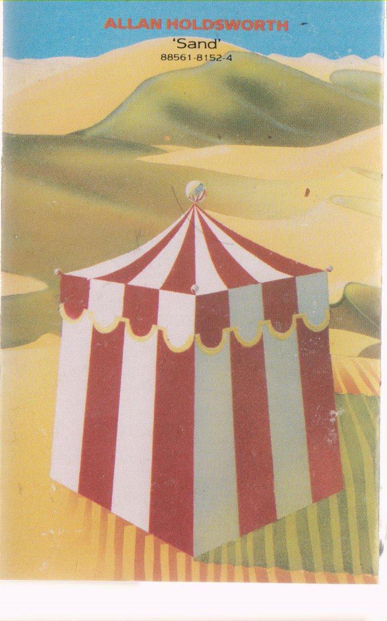 Sand by Allan Holdsworth Cassette