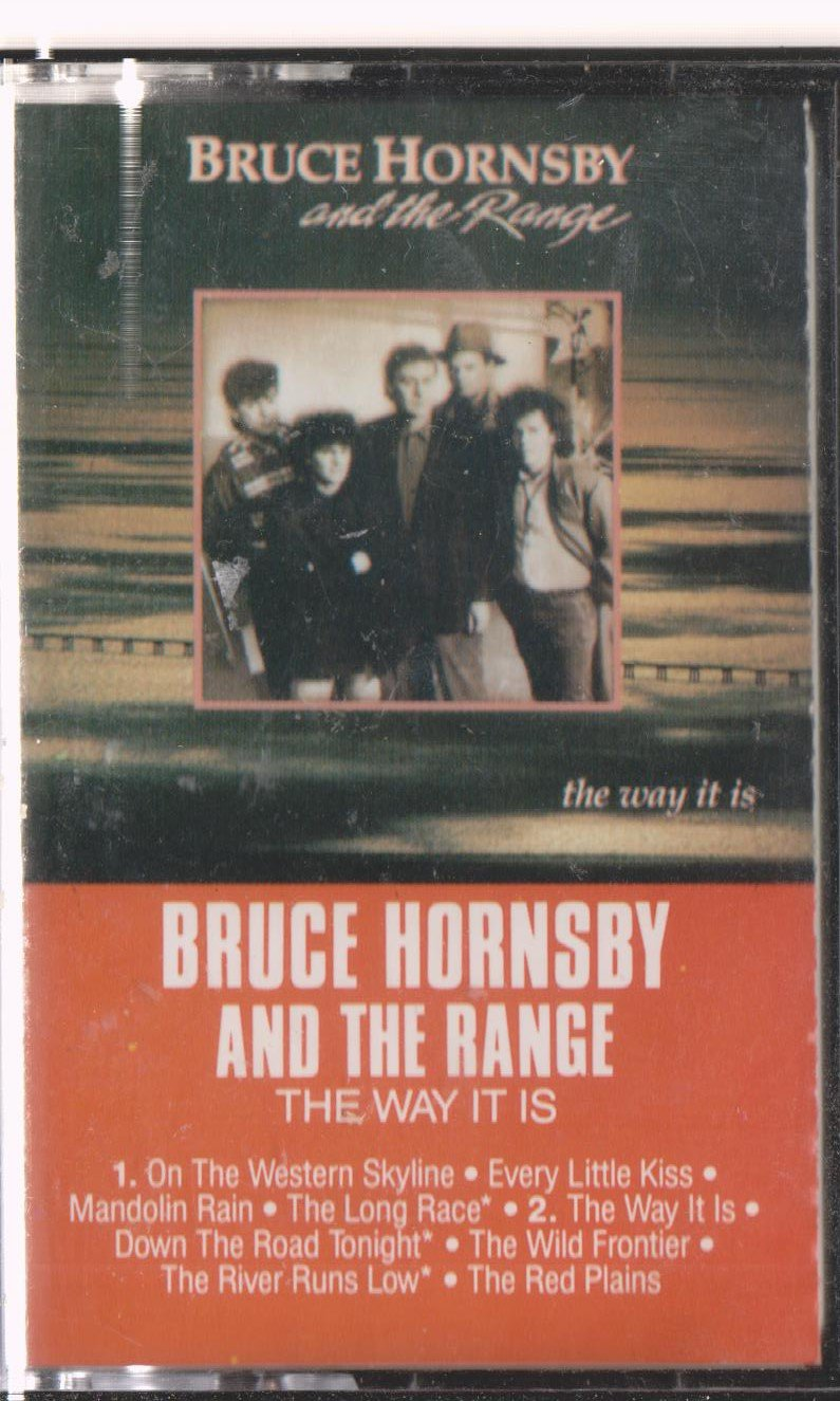 The Way It Is by Bruce Hornsby & the Range Cassette