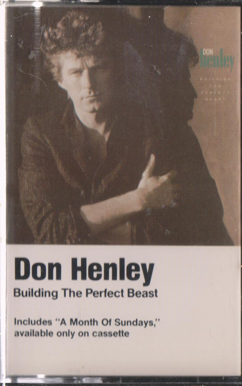 Building the Perfect Beast - Don Henley