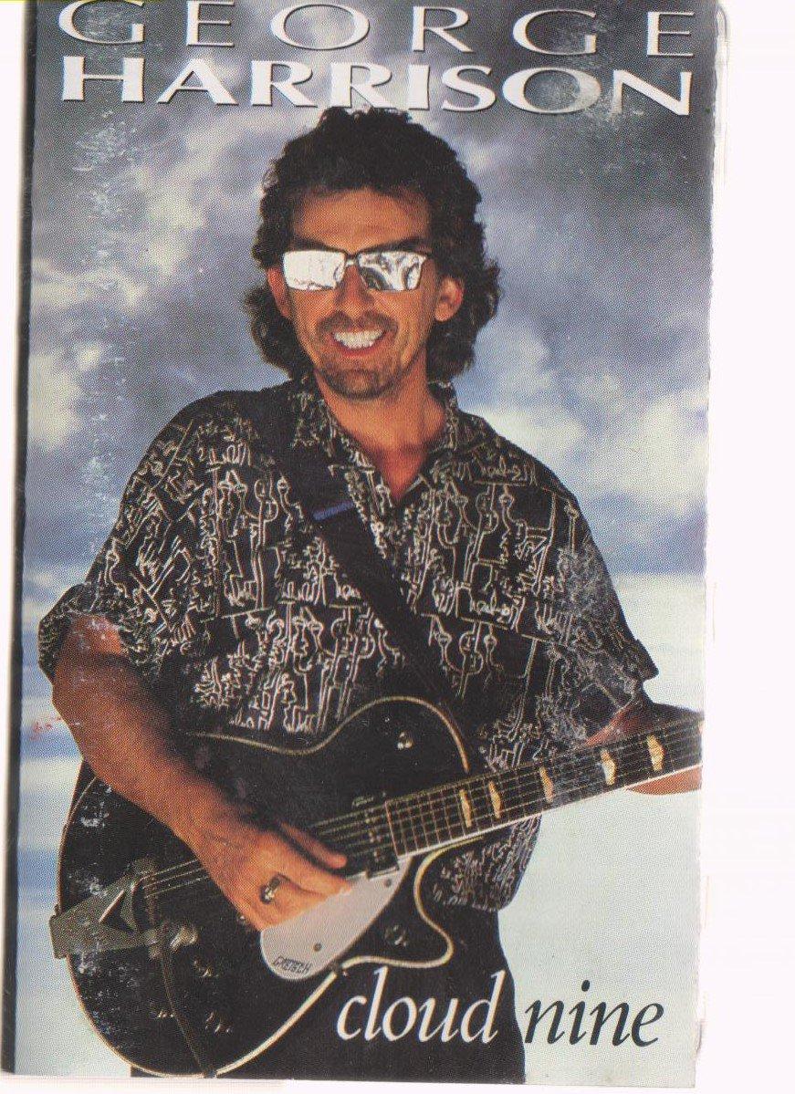 George Harrison (Beatles) Cloud Nine Cassette