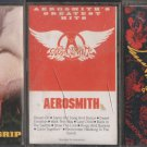 AEROSMITH CASSETTE LOT (2.99)