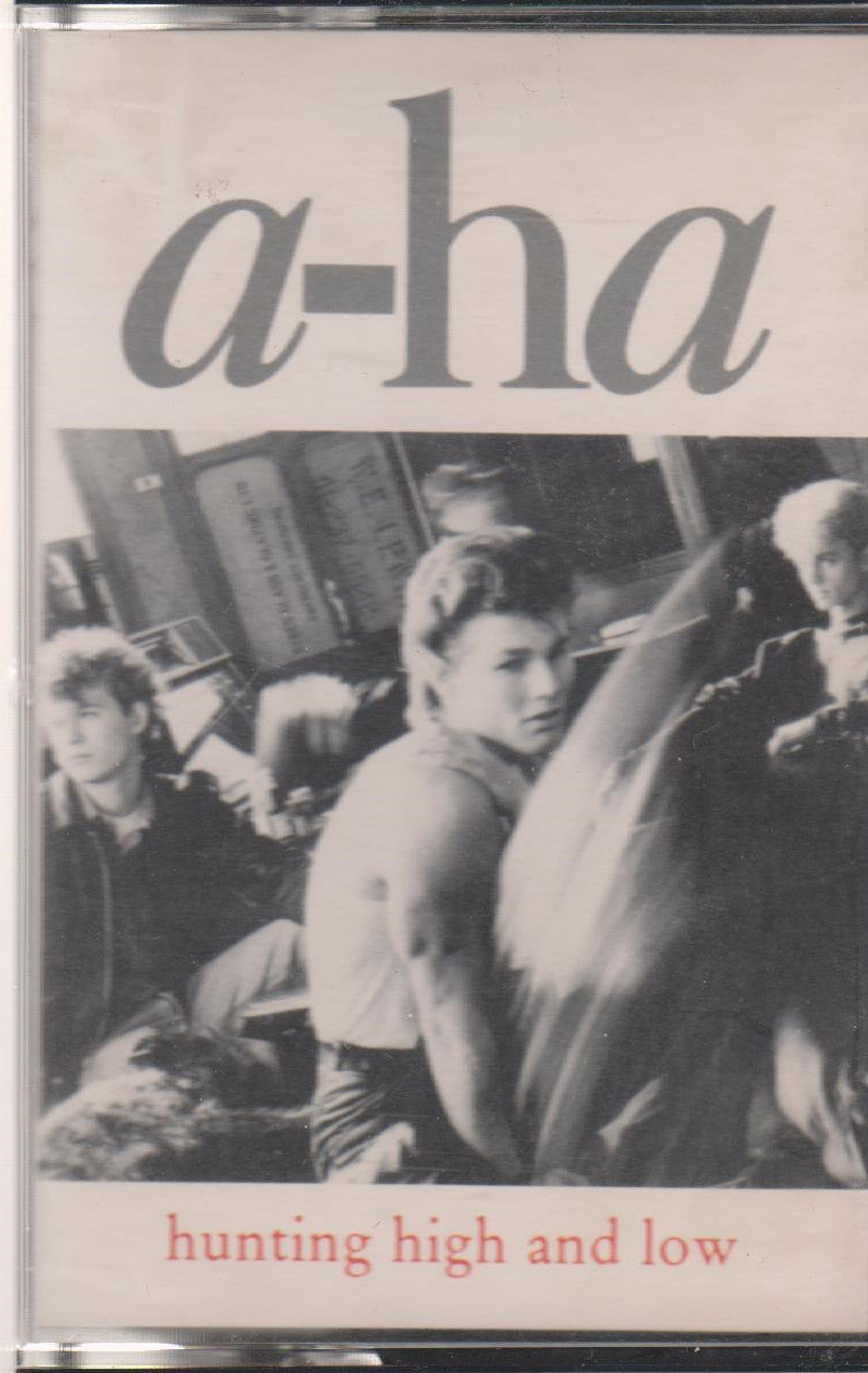Hunting High & Low by a-ha (1.00)