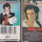 Adam Ant Casssette Lot