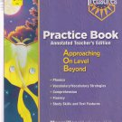 Florida Treasures Grade 5 Practice Book Annotated Teacher's Edition(approaching on Level Beyond)