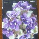 African Violet Magazine September/October 2010