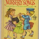 Romper Room Book of Nursery Songs-Wonder Book