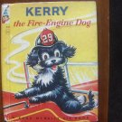 Kerry The Fire-Engine Dog