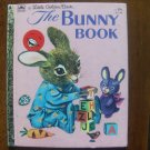 Little Golden Book 311-43 The Bunny Book Patsy Scarry Renewed 1983