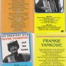 Frank Yankovic (cassette lot)