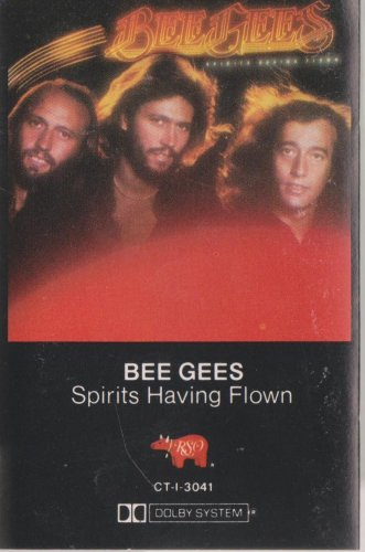 Spirits Having Flown ~ Bee Gees Cassette (1.99)