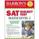 Barron's SAT Subject Test Math Level 2,