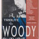 A TRIBUTE TO WOODY GUNTHRIE CASSETTE