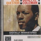 Tomorrow Is the Question Ornette Coleman