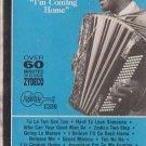 Clifton Chenier King of the Bayou I'm Coming Home Cassette