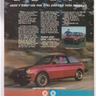 1984 Dodge Colt Turbo Classic Advertisement Ad
