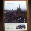 1997 Suzuki Sidekick Sport - Branches - Classic Vintage Advertisement