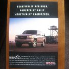 1999 GMC Yukon Denali - Designed - Classic Vintage Advertisement Ad