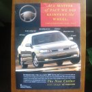 1997 Oldsmobile Cutlass - sedan - Classic Vintage Advertisement Ad