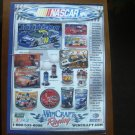 Wincraft Nascar Racing Magazine Print Advertisement