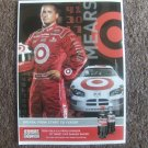 Chip Ganassi Racing Coca-Cola Magazine Print Advertisement
