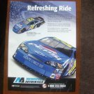 Motorsports Authentics Magazine Print Ad Jeff Gordon