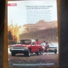 "1991 Toyota Ad Toyota Xtracab Deluxe Ad-8.5 x 10.5""Original Print Ad"