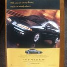 1998 Oldsmobile Intrigue Ad