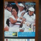 BAUSCH & LOMB CHAMPIONSHIPS 2003 MAGAZINE AD
