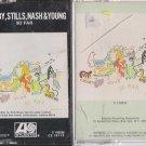 Crosby, Stills, Nash & Young Cassette -So Far