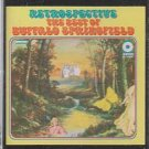 THE BEST OF BUFFALO SPRINGFIELD CASSETTE