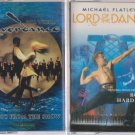 Riverdance & Lord of the Dance Cassette Lot (2)