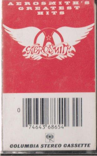Aerosmith's Greatest Hits Cassette (1.99)