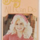 All I Can Do Dolly Parton cassette