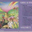 GREG & STEVE WE ALL LIVE TOGETHER VOL #5 childrens cassettes