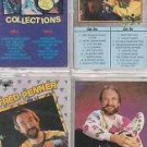 Fred Penner - Collections -PLACE-HAPPY FEET-EBENEEZER SNEEZER (4) Cassette