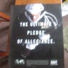 U.S. Navy The Ultimate Pledge of Allegiance Magazine Advertisement