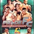 Pride Fc 5-From the Nagoya Rainbow Hall [2001]  with Pride Fc