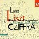 Liszt: Annees De Pelerinage by Georges Cziffra UPC: 077776488226
