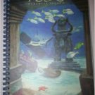The Sea Life of Atlantis Paradise Island Spiral-bound