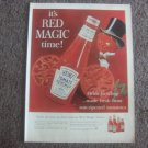Heinz Tomato Ketchup Red Magic Magician with Wand