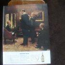Large Magazine Print Advertising: SEAGRAM'S V.O. CANADIAN WHISKEY