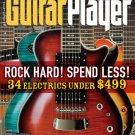 GuitarPlayer Dec- 2011 Budget Guitars Under $500!!