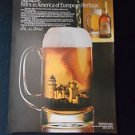 signature beer magazine advertisement-Stroh's Brewing