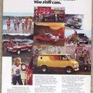 Dodge TRUCKS 1977 Advertisement Original AD - Play With Trucks? Adult Toys