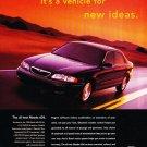 1998 Mazda 626 - Ideas - Classic Vintage Advertisement Ad