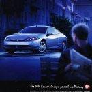 1999 Mercury Cougar - Imagine - Classic Vintage Advertisement Ad