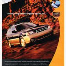 1999 Subaru Outback - Road - Classic Vintage Advertisement Ad