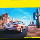 1999 Mazda Miata - Favor - Classic Vintage Advertisement Ad