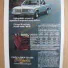 1976 Oldsmobile Omega Brougham